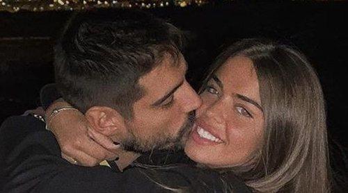 Violeta Mangriñán y Fabio Colloricchio dan un paso más en su relación y se van a vivir juntos oficialmente