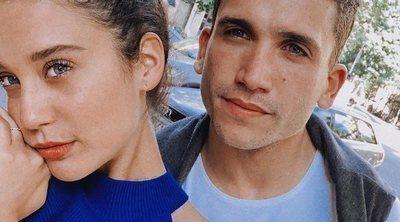 María Pedraza y Jaime Lorente podrían haber roto