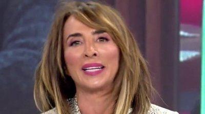 María Patiño vive su noche más complicada en 'Sábado Deluxe': 'Estoy incapacitada para hacer mi trabajo'