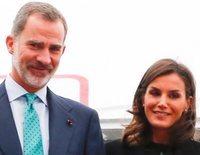 Los Reyes Felipe y Letizia llegan a Japón para la entronización del Emperador Naruhito de Japón