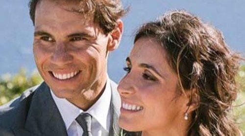 Rafa Nadal y Xisca Perelló comparten las primeras fotos de su boda en Mallorca