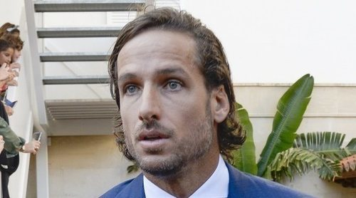 Feliciano López acaba descamisado en la boda de Rafa Nadal y Xisca Perelló