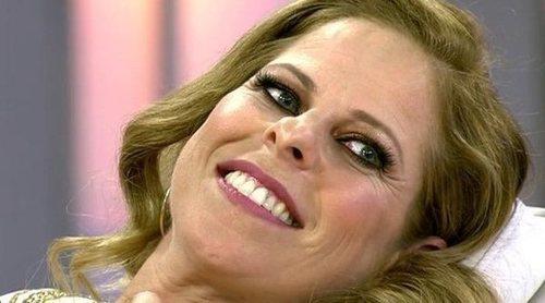Pastora Soler escucha el latido de su segundo bebé en directo en 'Viva la Vida'