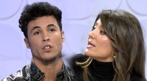 El encontronazo de Kiko Jiménez con Nagore Robles en 'MyHyV' por Sofía Cristo
