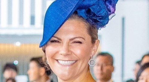Los Reyes Felipe y Letizia con los Reyes de Holanda y Victoria de Suecia en Japón: saludos en español y preguntas personales
