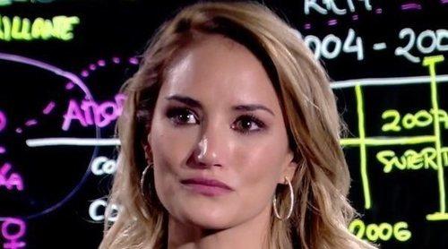 Alba Carrillo ('GH VIP 7'): 'Feliciano López no supo que estuve ingresada por depresión estando casada con él'