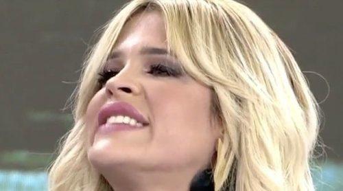Kiko Matamoros se va del plató de 'Sálvame' por un gran enfrentamiento con Ylenia Padilla: