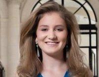 Isabel de Bélgica estrena fotos oficiales antes de la celebración por todo lo alto de su 18 cumpleaños