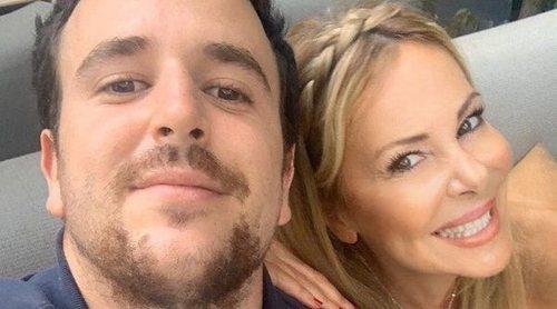 La tierna felicitación de Ana Obregón a su hijo Álex Lequio: