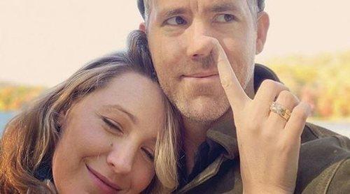 Blake Lively trolea nuevamente a Ryan Reynolds en su cumpleaños