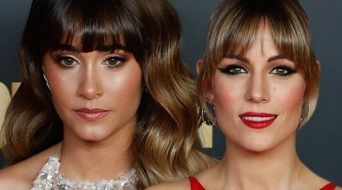 Aitana, Edurne o Cristina Pedroche brillan en la alfombra roja de los Premios Cosmopolitan 2019