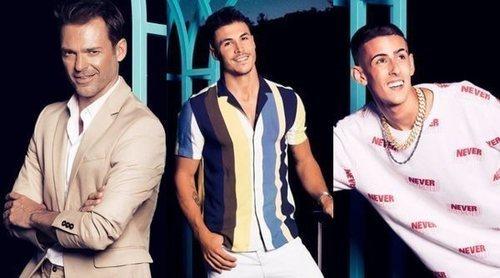 Hugo Castejón, El Cejas y Kiko Jiménez, finalistas de la repesca de 'GH VIP 7'