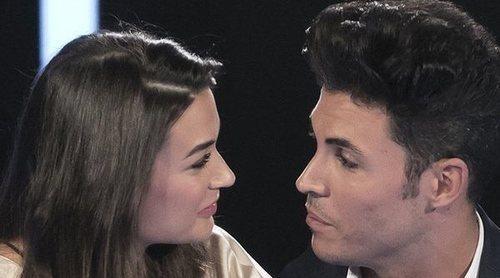 Estela Grande y Kiko Jiménez se reencuentran en 'GH VIP 7': 'Te he echado de menos'