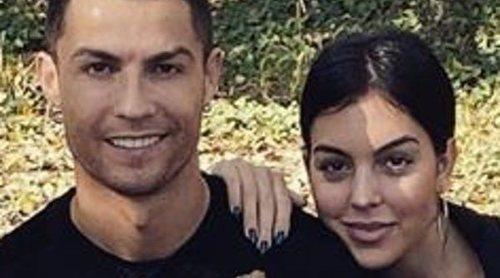 Cristiano Ronaldo y Georgina Rodríguez disfrutan de un fin de semana rural sin olvidarse de su lado más chic