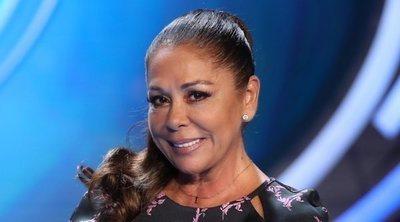Isabel Pantoja ('Idol Kids'): 'Mis hijos tienen que recibir las críticas como vengan para hacerlo mejor'