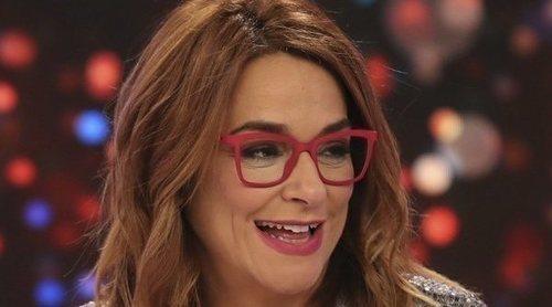 Toñi Moreno, emocionada con el regalo que le ha hecho Ágatha Ruiz de la Prada para su bebé