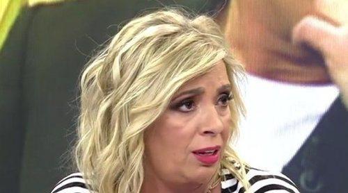 Carmen Borrego arremete contra 'Sálvame': 'Yo les caigo mal pero a mí ellos también me caen muy mal'
