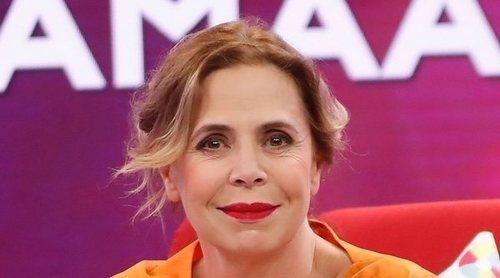 Así responde Ágatha Ruiz de la Prada al comentario más sincero de Toñi Moreno: 'Sí, Luismi es muy simpático'