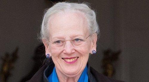 La Reina Margarita de Dinamarca, amenazada por un hombre con ser decapitada