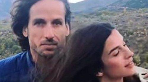 Feliciano López y Sandra Gago desconectan en la naturaleza entre viñedos