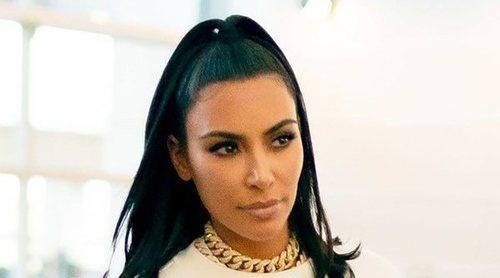 ¡Los Picapiedra al completo! Así es el original disfraz de Kim Kardashian y sus hijos para Halloween
