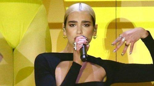 De Dua Lipa a Rosalía pasando por Becky G: así fueron las actuaciones musicales de los MTV EMAs 2019