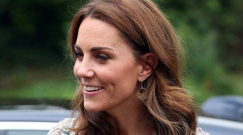 Kate Middleton se va de cervezas con las madres del colegio de sus hijos a un pub