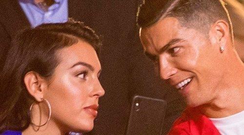 A Georgina Rodríguez le da un ataque de celos con Rita Pereira, una amiga de Cristiano Ronaldo