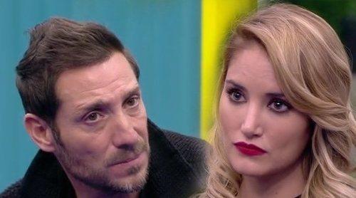 El enfrentamiento de Antonio David Flores y Alba Carrillo en 'GH VIP 7':