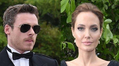 Angelina Jolie y Richard Madden, evacuados del set de rodaje tras encontrar una bomba sin explotar