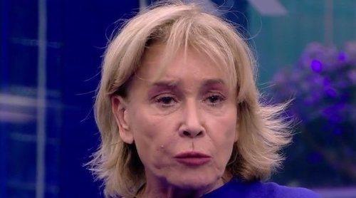 Mila Ximénez recuerda su mal momento con las Campos en 'GH VIP 7': 'Con Terelu no me hablo'