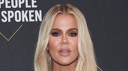 La explicación de Khloe Kardashian al desplante a sus fans en los People's Choice Awards 2019
