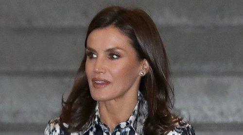 La Reina Letizia, la nueva embajadora de los vestidos de Victoria Beckham