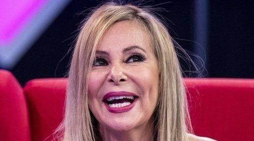 Ana Obregón revela algunos de sus líos amorosos: 'Robert de Niro y yo no llegamos a 'tracatrá''