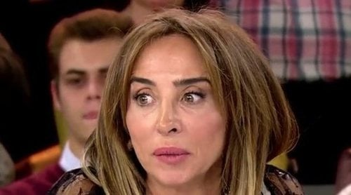 María Patiño habla sobre los piropos que Omar Montes le escribe: