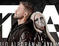 """Pablo Alborán y Ava Max presentan 'Tabú' con gran expectación: """"La mezcla de raíces ha permitido esta canción"""""""