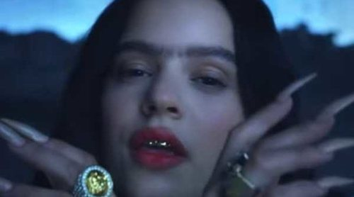 Rosalía se transforma en Frida Kahlo en el videoclip de su nuevo tema 'A Palé'