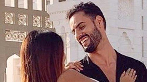 La romántica felicitación de cumpleaños de Asraf Beno a Chabelita Pantoja: 'Gracias por llegar a mi vida'