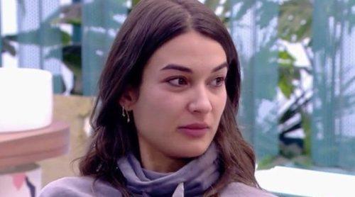 Estela se queja al comparar su relación con Kiko Jiménez con la de Adara y Gianmarco en 'GH VIP 7'