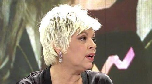 Terelu Campos explica su huida de la fiesta de cumpleaños de Belén Esteban