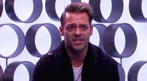 Hugo Castejón se derrumba en la casa de 'GH VIP 7' porque se siente aislado