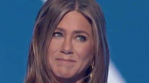El guiño de Jennifer Aniston a 'Friends' tras ganar un premio en los People's Choice Awards 2019