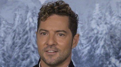 David Bisbal presenta 'Más allá', el tema principal de 'Frozen 2'