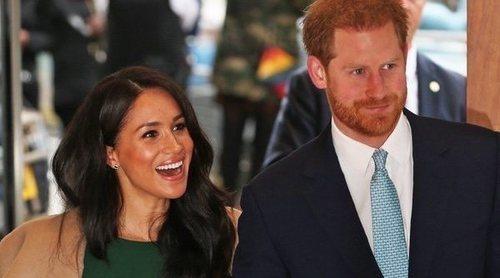 El Príncipe Harry y Meghan Markle celebrarán la primera Navidad de Archie lejos de la Familia Real