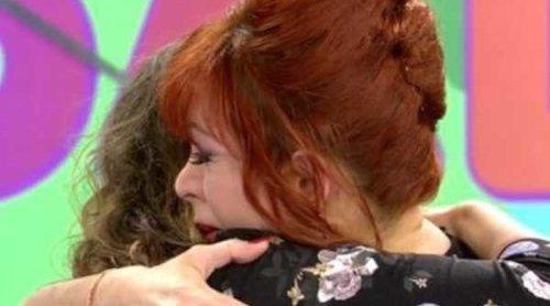 El último adiós de Yurena a su madre en 'Sálvame': 'Fuiste mi mejor regalo en vida'