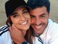 Paula Echevarría y Miguel Torres posan por primera vez juntos en un evento público
