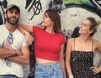 Así son y así se llevan Kira, Ciro y Sarah Miró, tres hermanos que continúan con la saga de artistas
