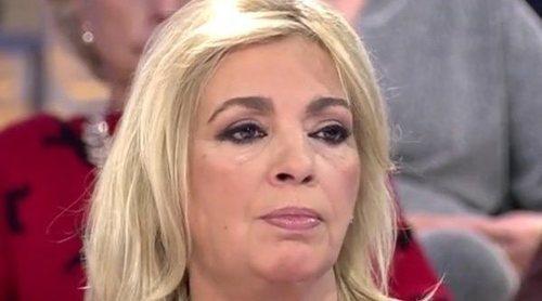 Carmen Borrego, harta de la presión mediática pero dispuesta a reconciliarse con María Patiño