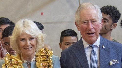 La emoción del Príncipe Carlos durante su viaje a Nueva Zelanda con Camilla Parker