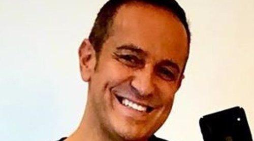 Víctor Sandoval vuelve a ejercer de presentador 12 años después